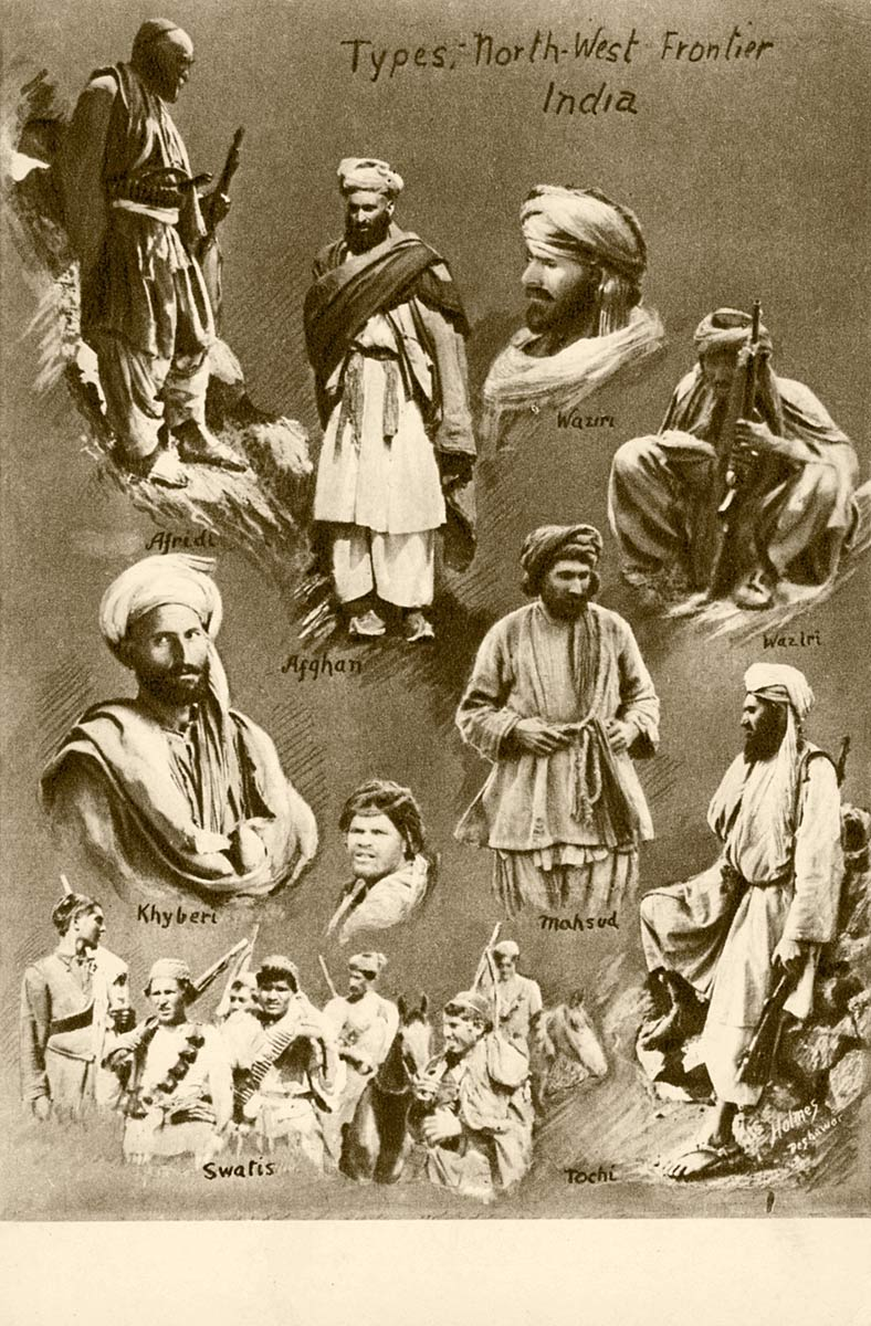 Types: North-West Frontier of India
