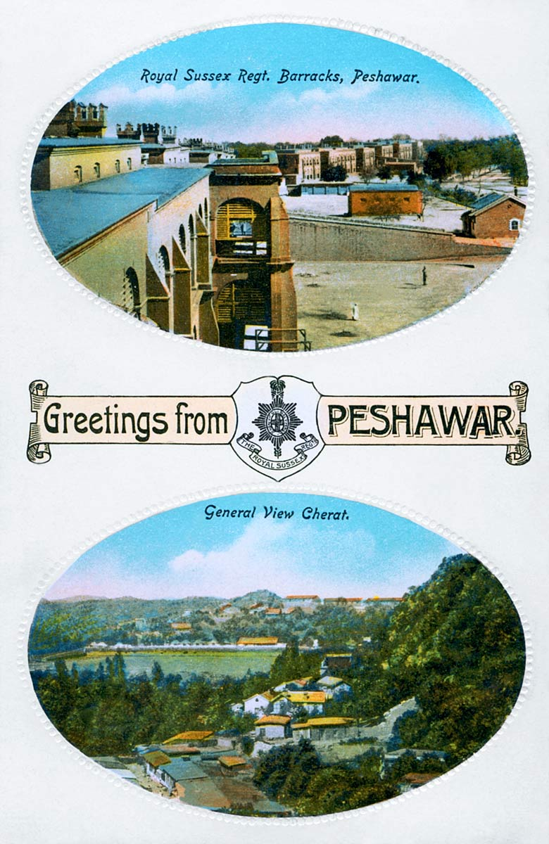 Greetings from Peshawar
