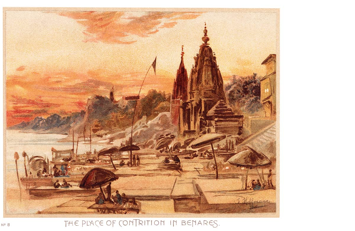 The Place of Contrition in Benares