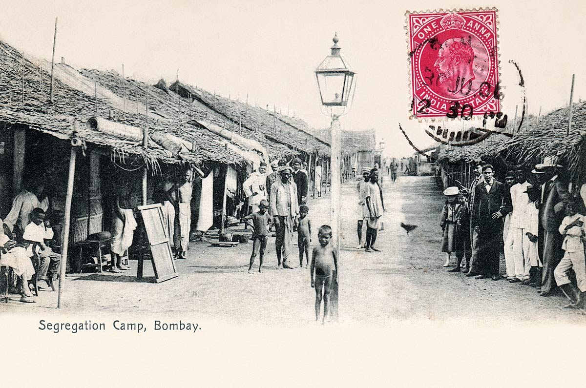 Segregation Camp, Bombay