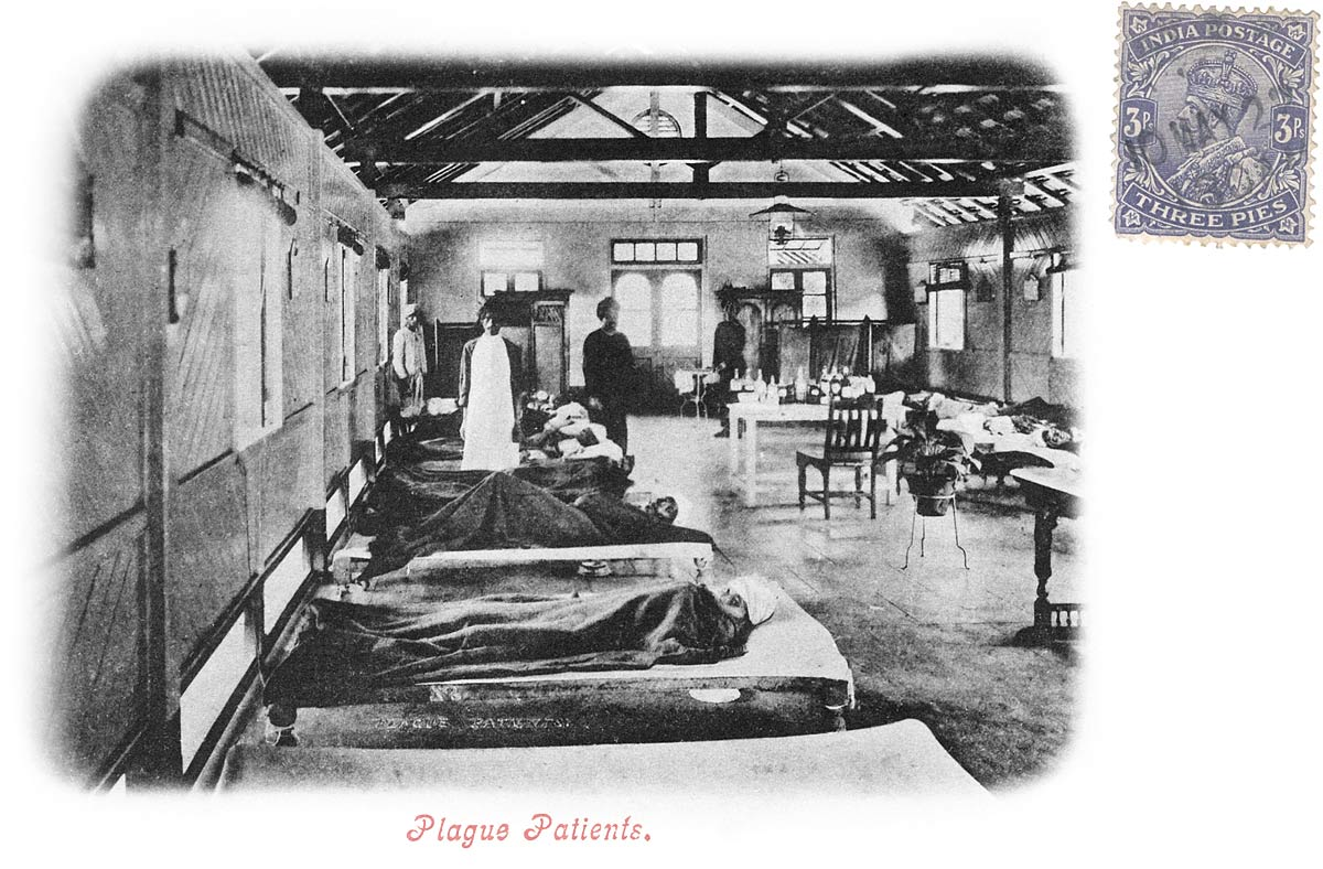 Plague Patients.
