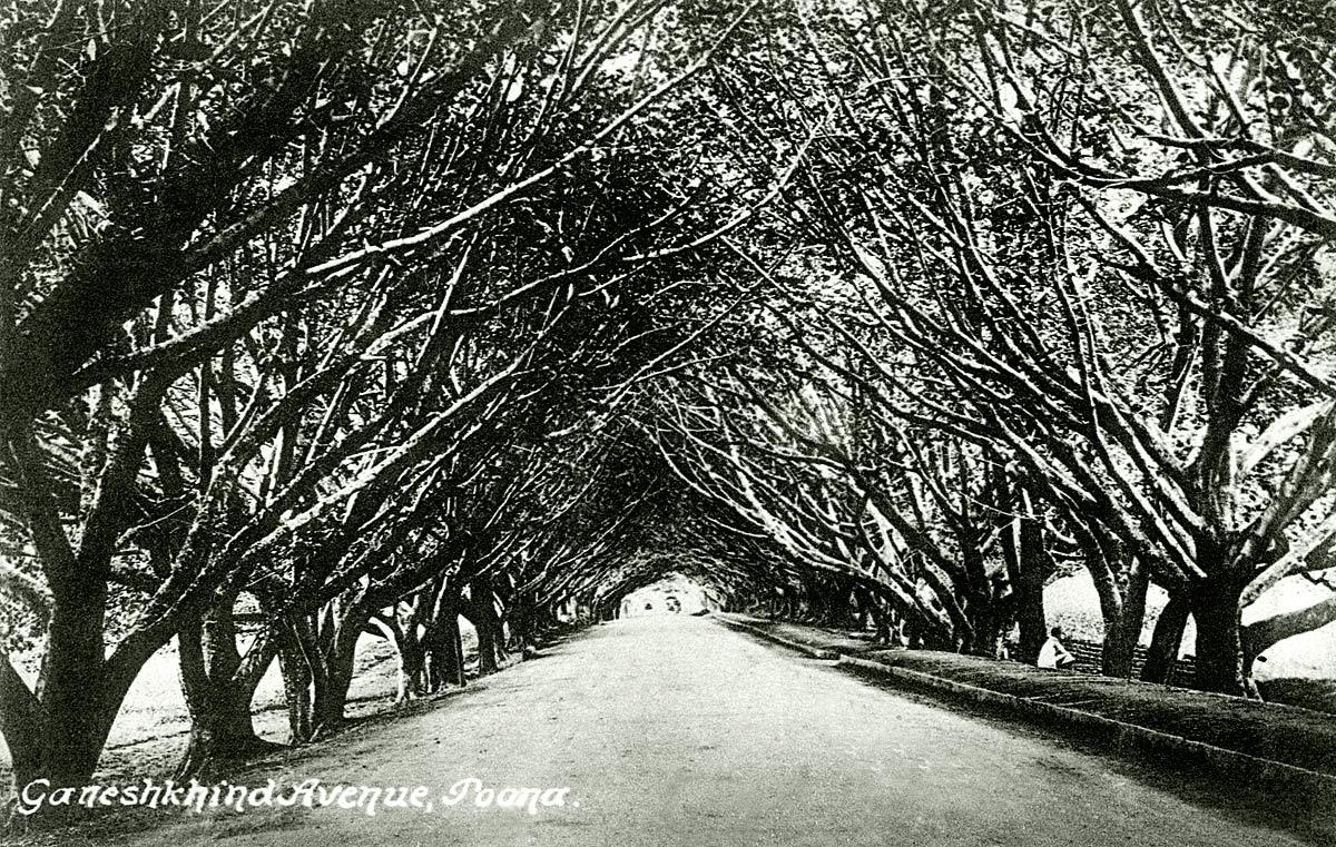 Ganeshkind Avenue, Poona