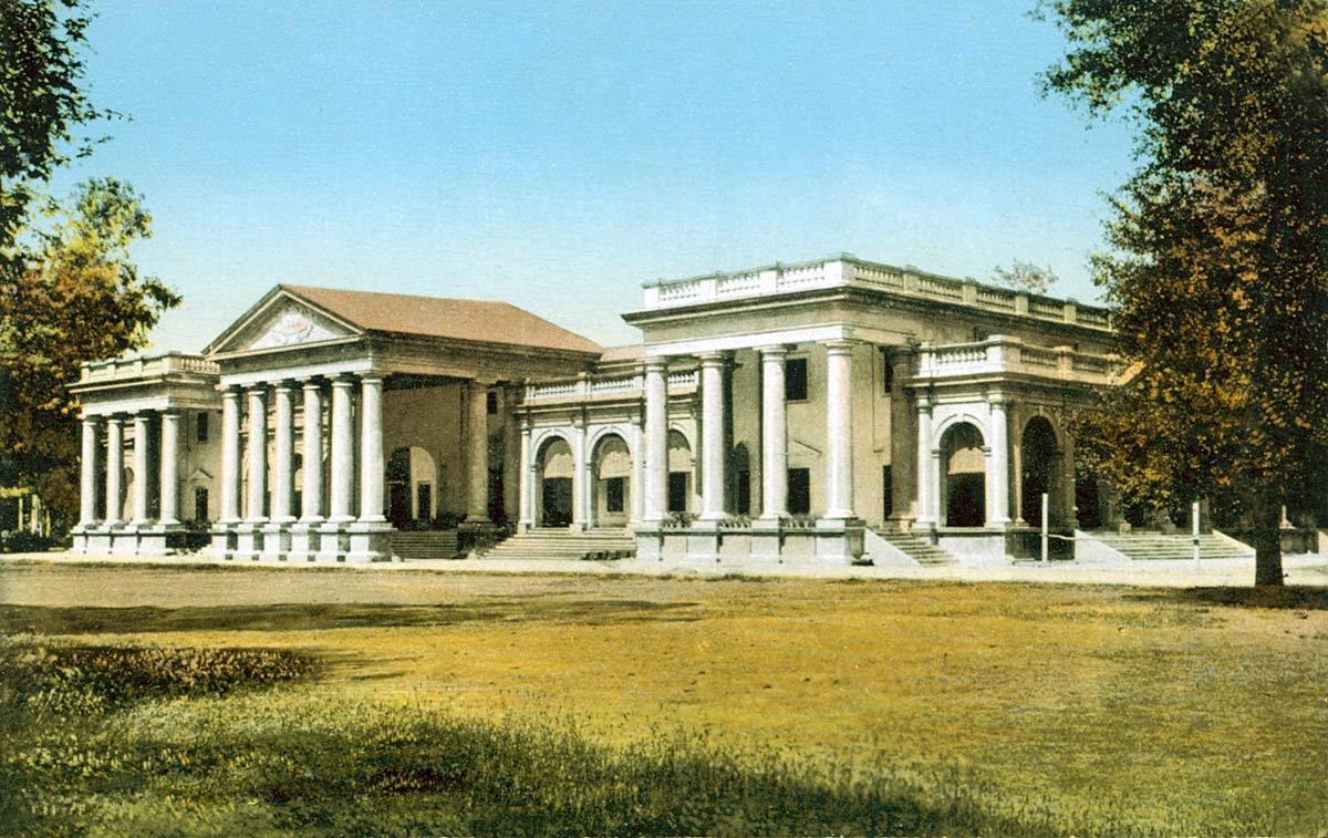 The Punjab Club, Lahore