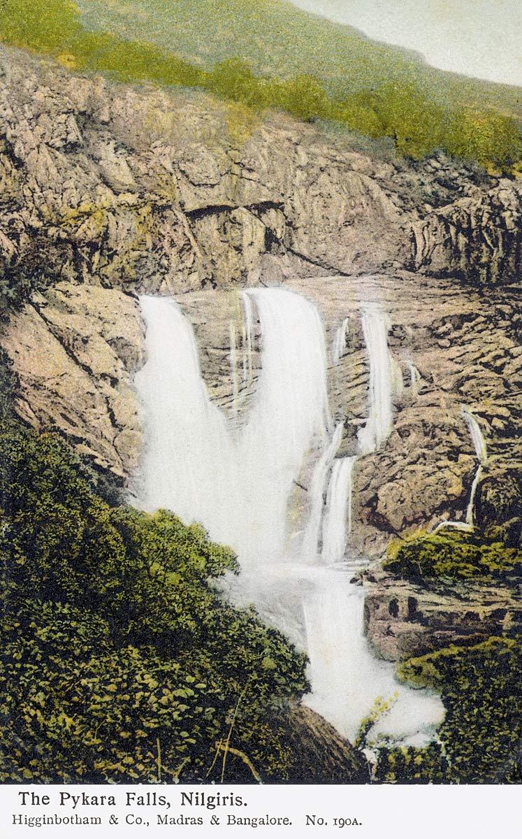 The Pykara Falls, Nilgiris