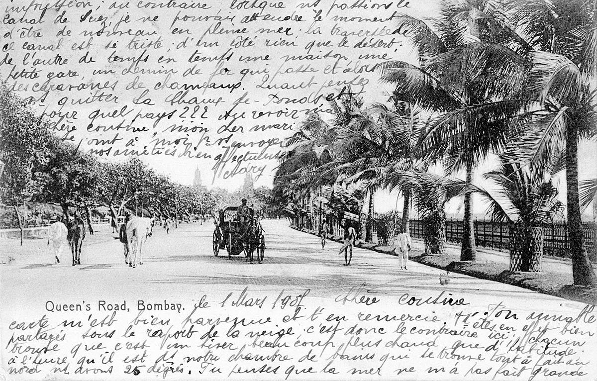 Queen's Road, Bombay