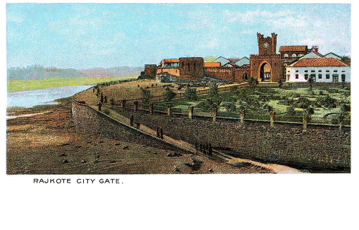 Rajkot City Gate