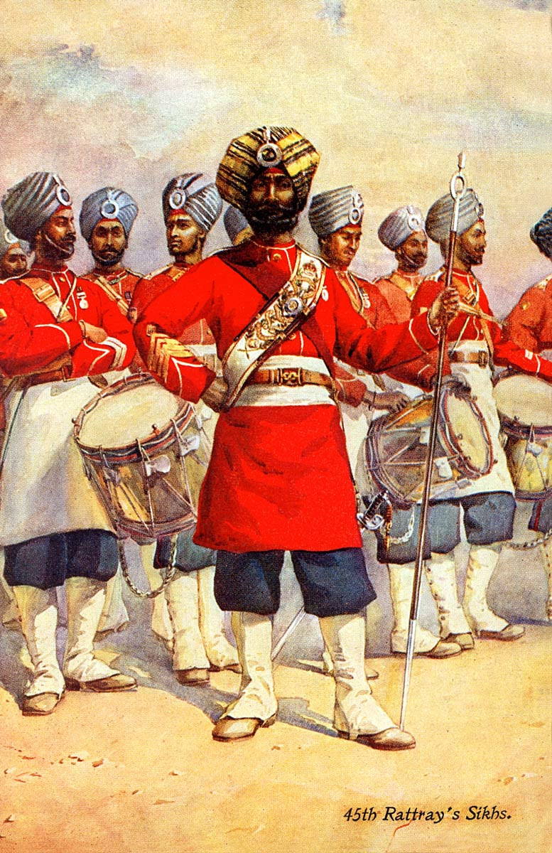 45th Rattray's Sikhs