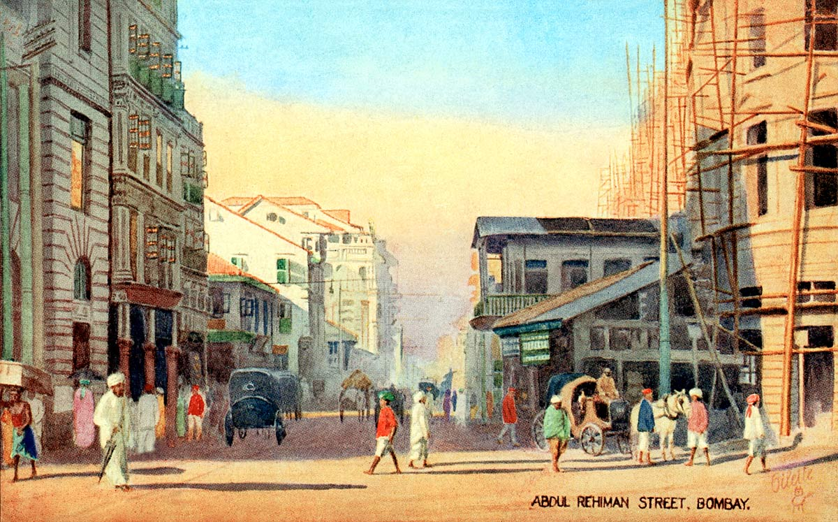 Abdul Rehiman Street, Bombay