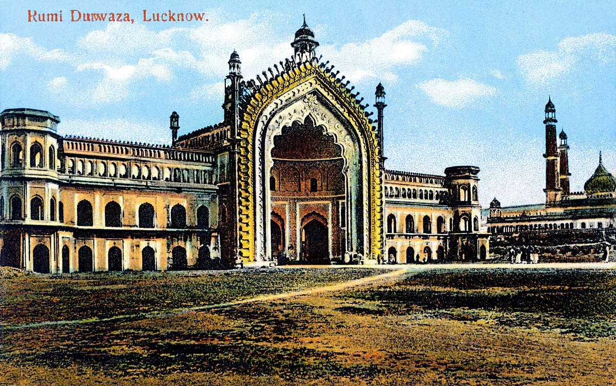 Rumi Darwaza [Gate]