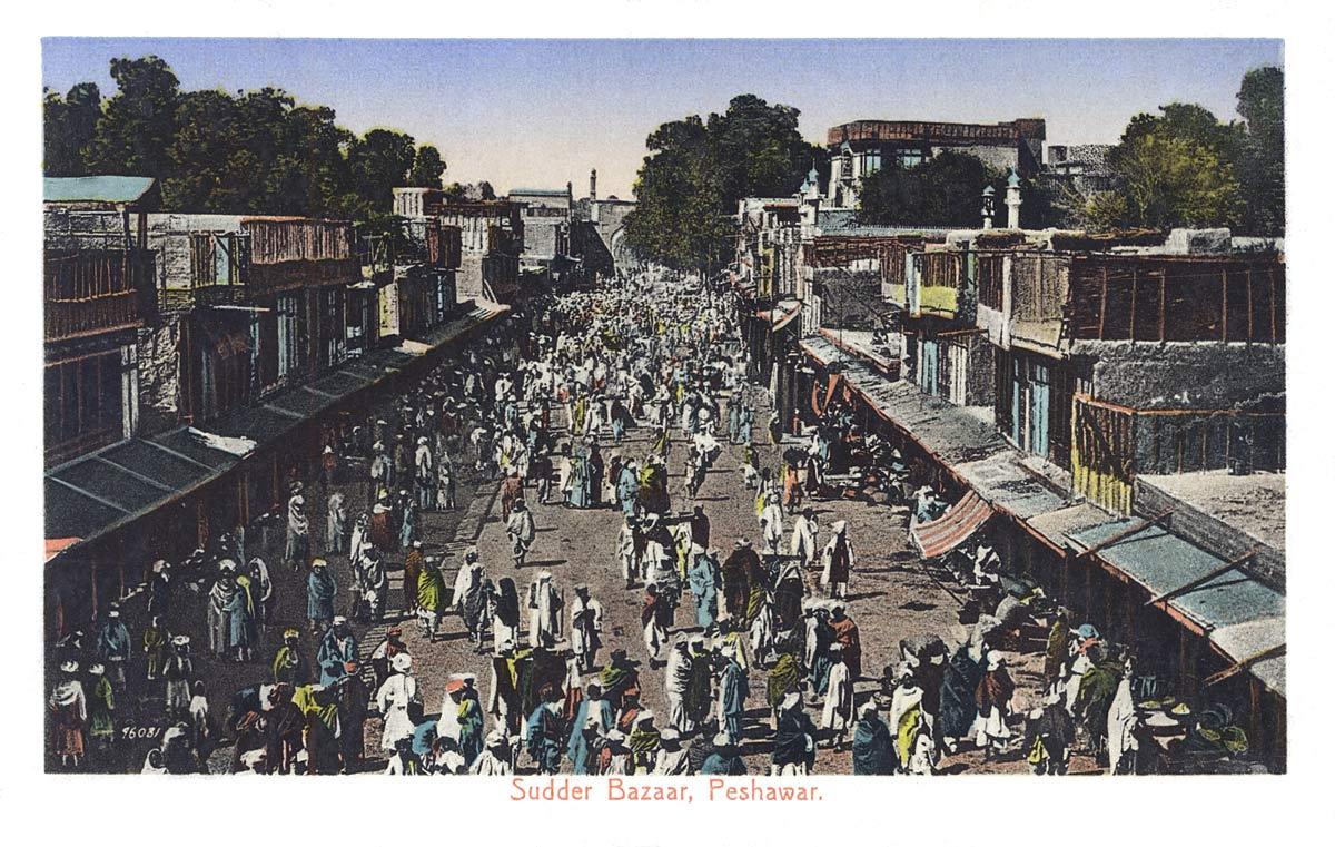 Sudder Bazaar, Peshawar