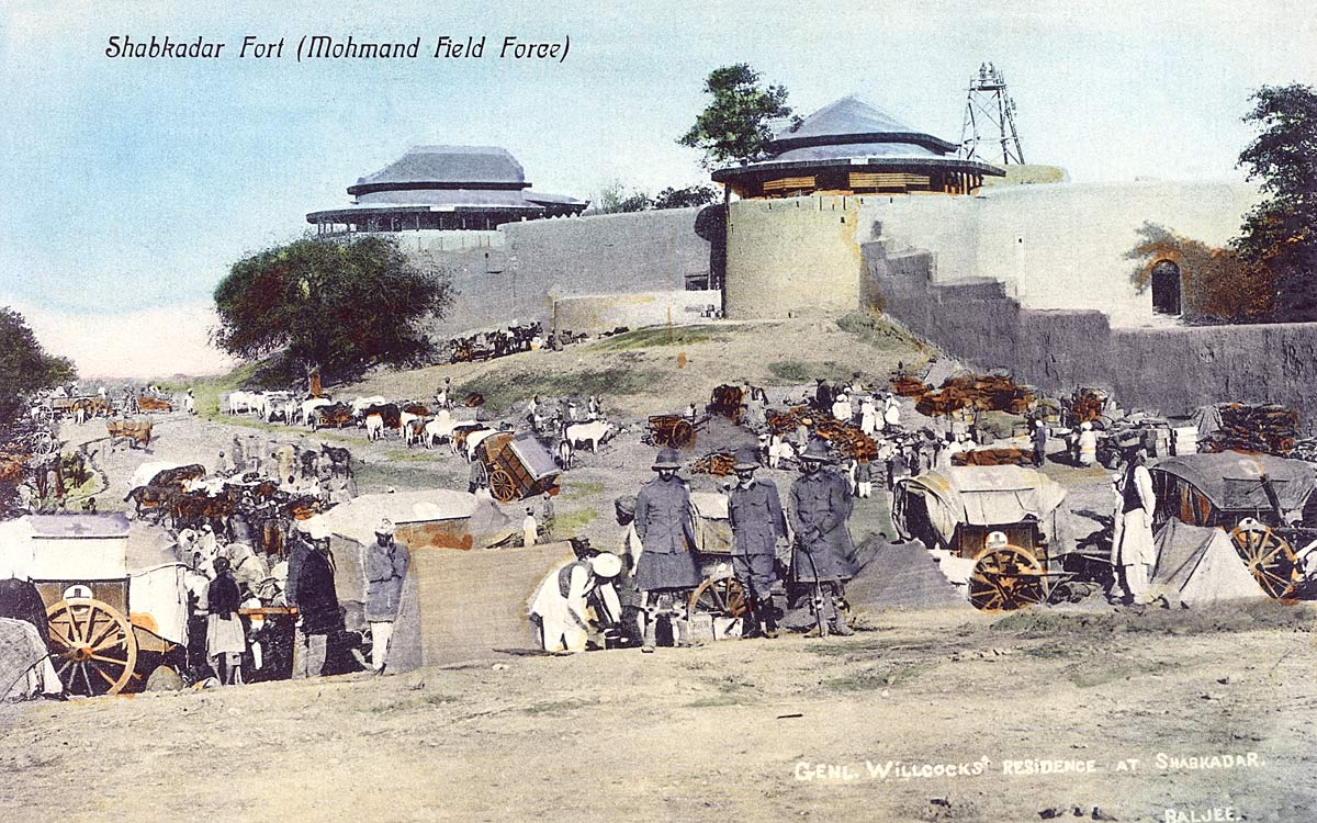 Shabkadar Fort (Mohmand Field Force)