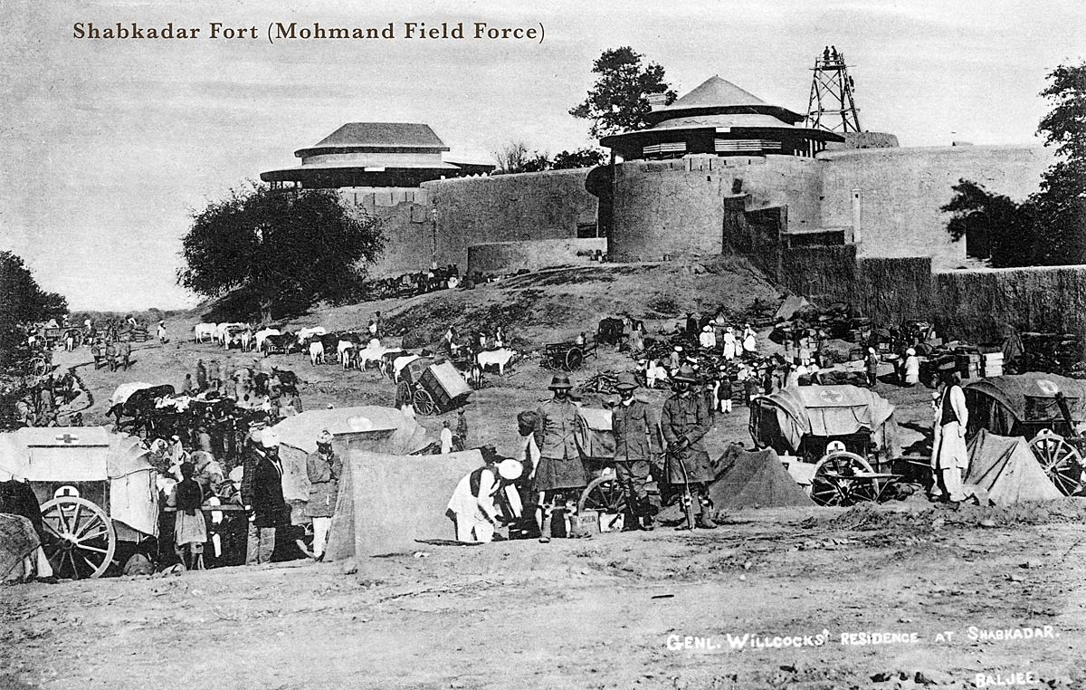 Shabkadar Fort (Mohmand Field Force)