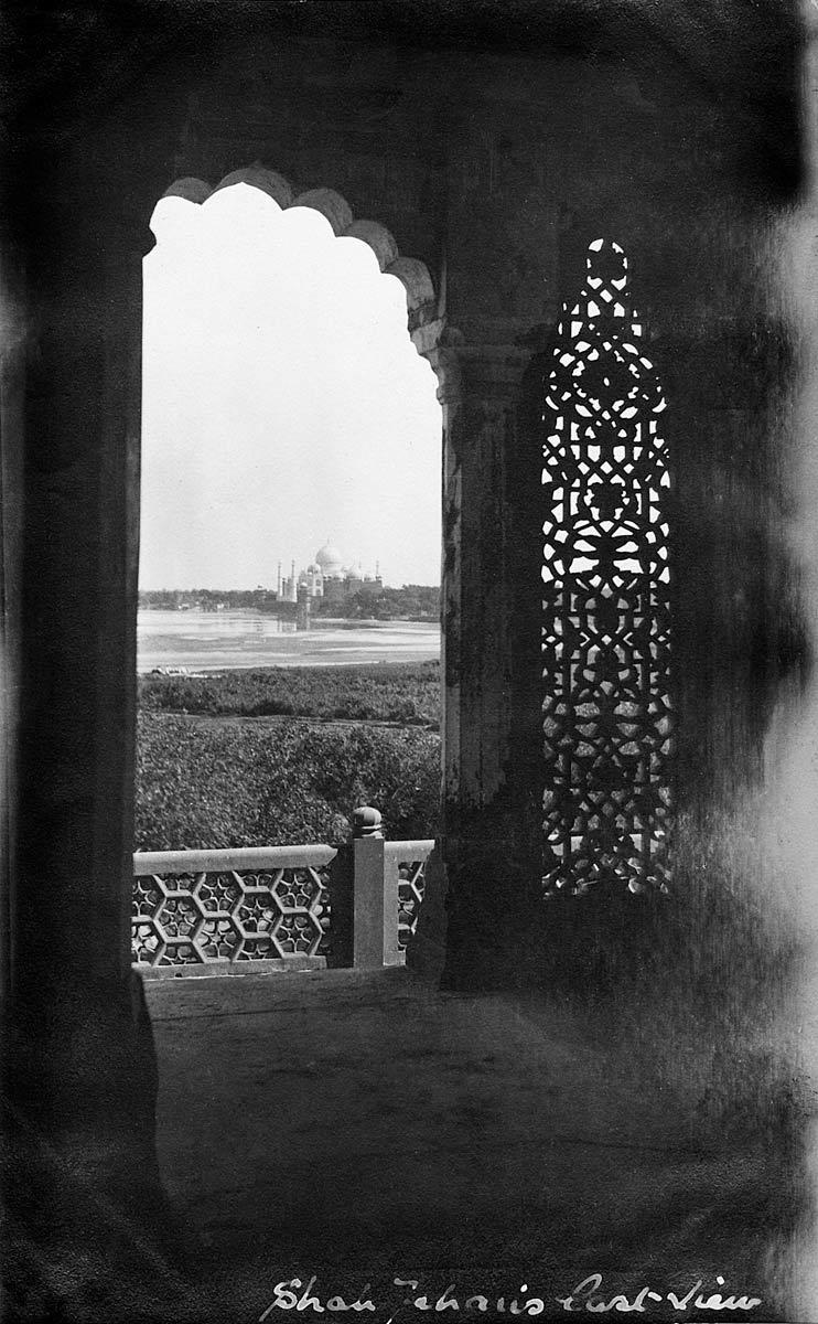 Shah Jahan's Last View