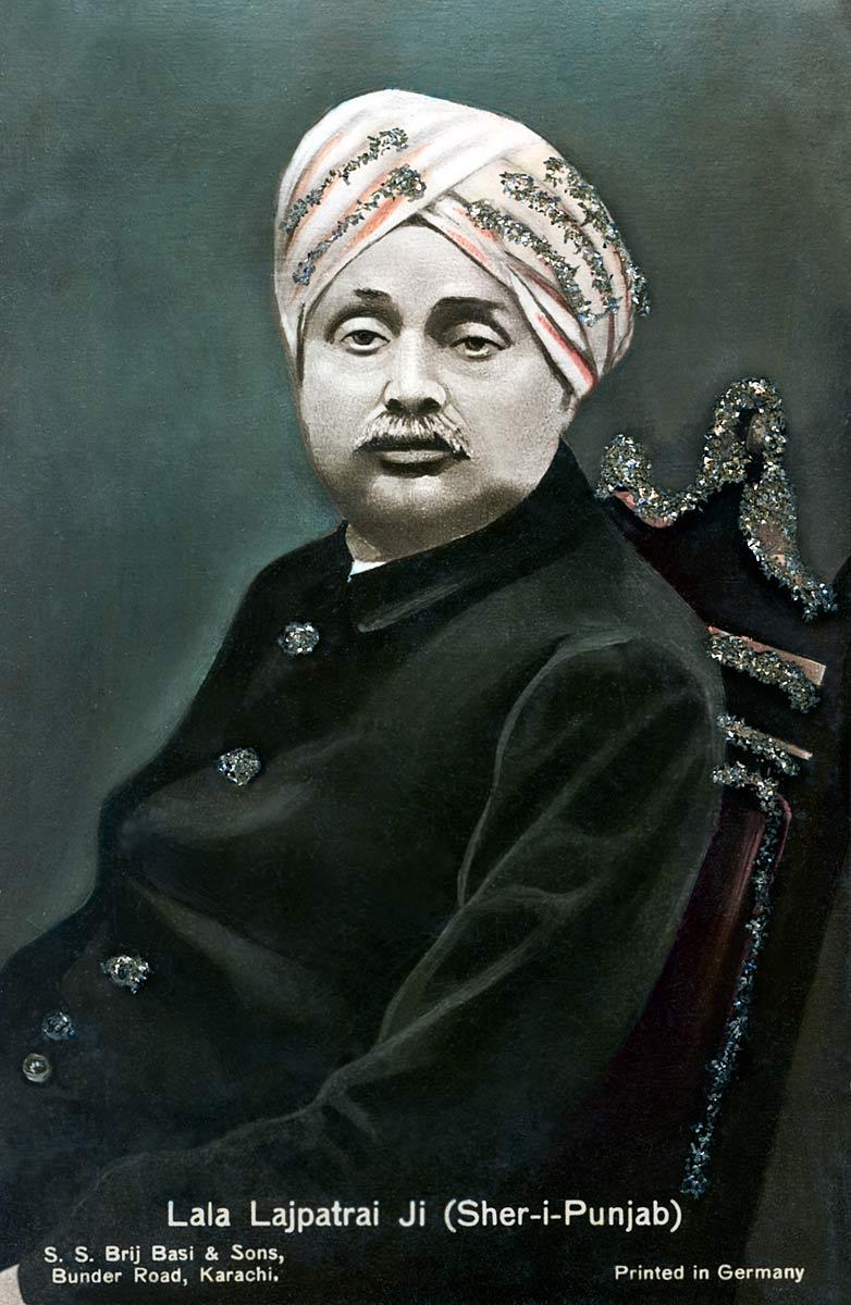 Lala Lajpatrai Ji (Sher-i-Punjab)
