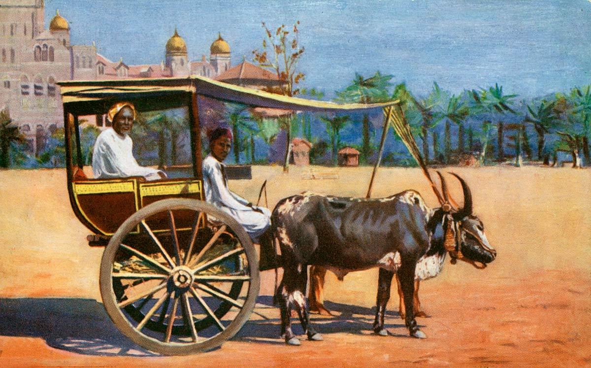 Bombay. Shigean