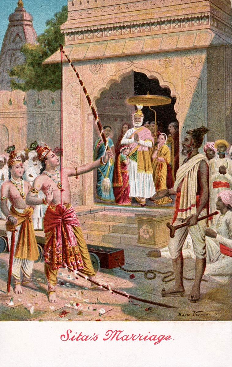 Sita's Marriage