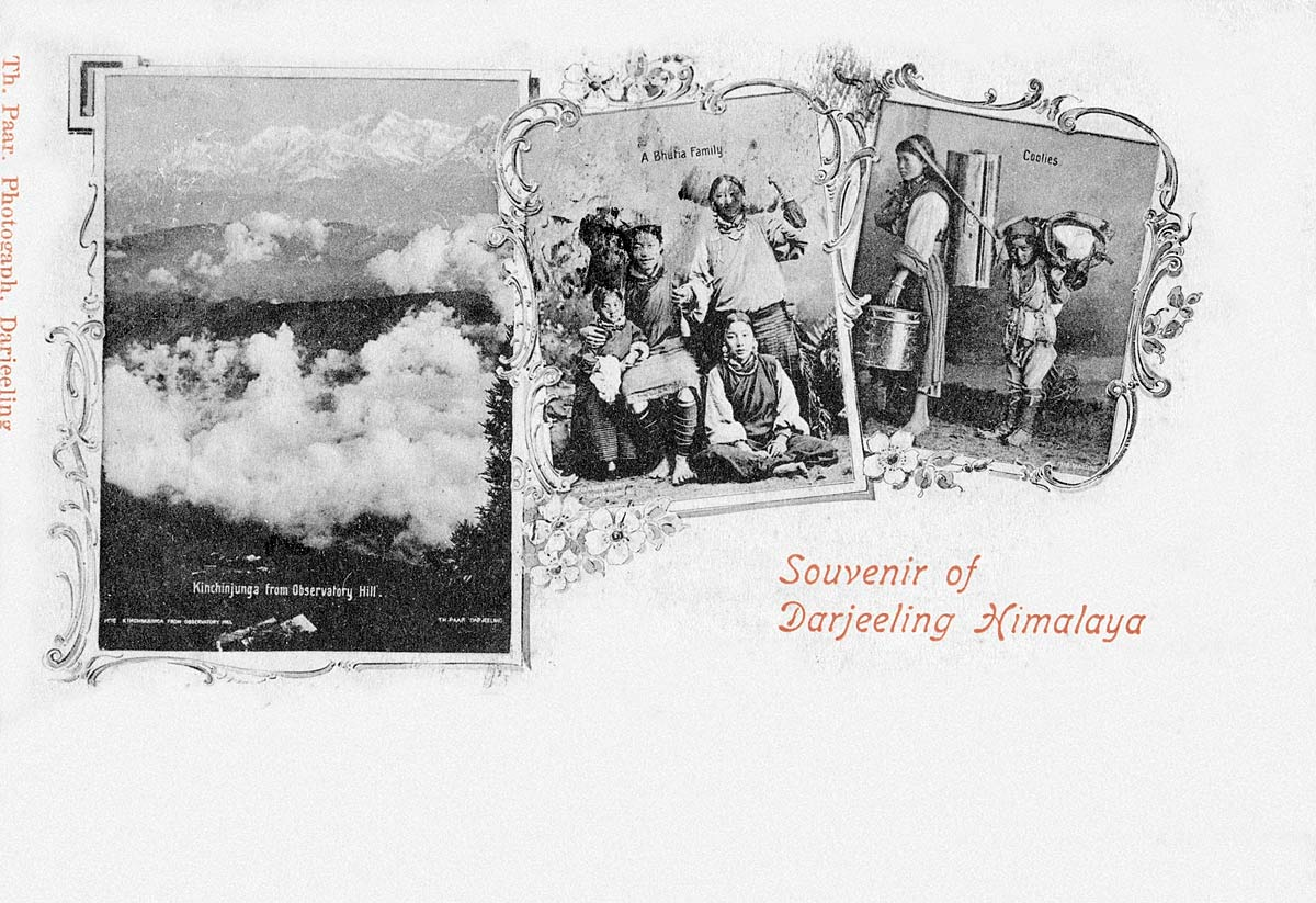 Souvenir of Darjeeling Himalaya