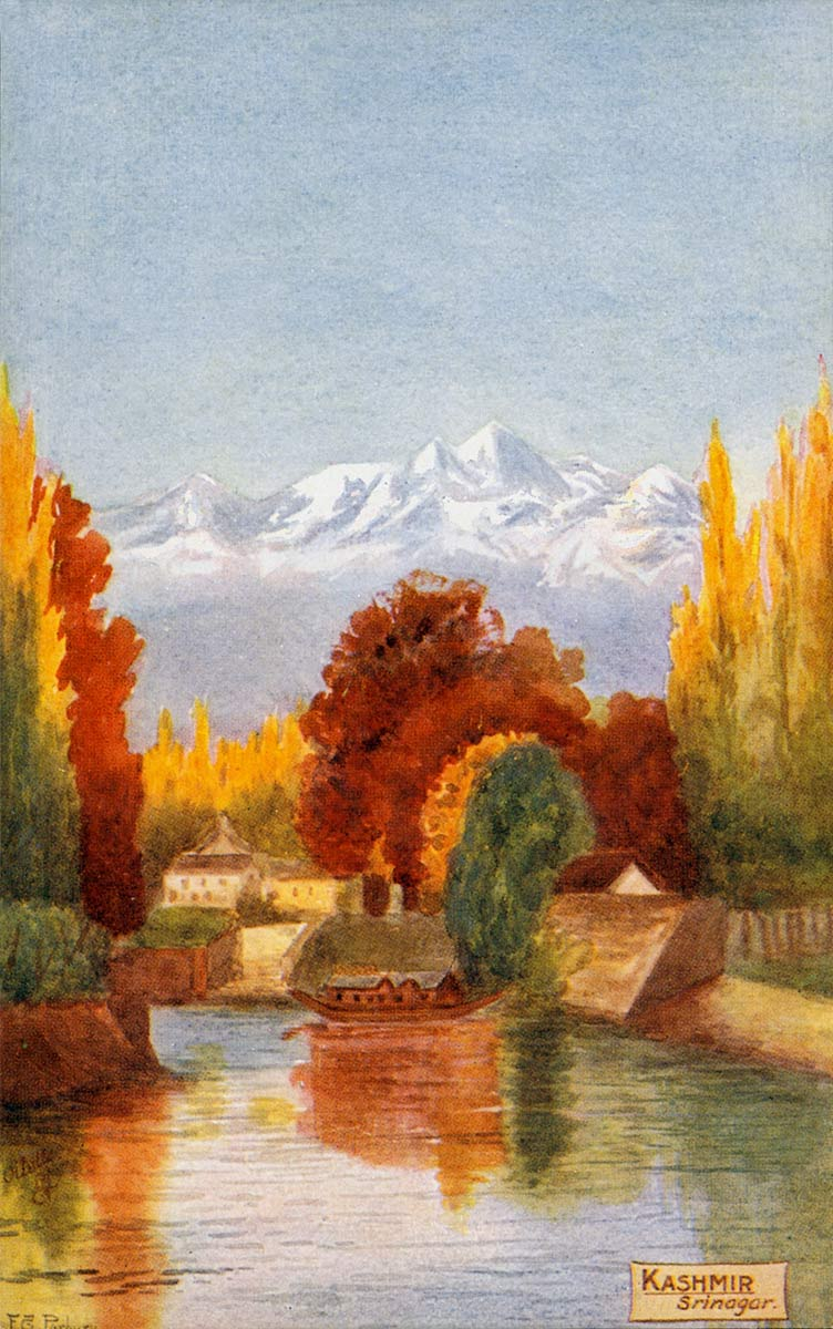 Kashmir. Srinagar