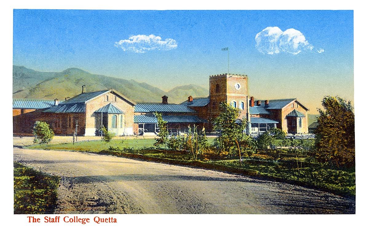 The Staff College Quetta