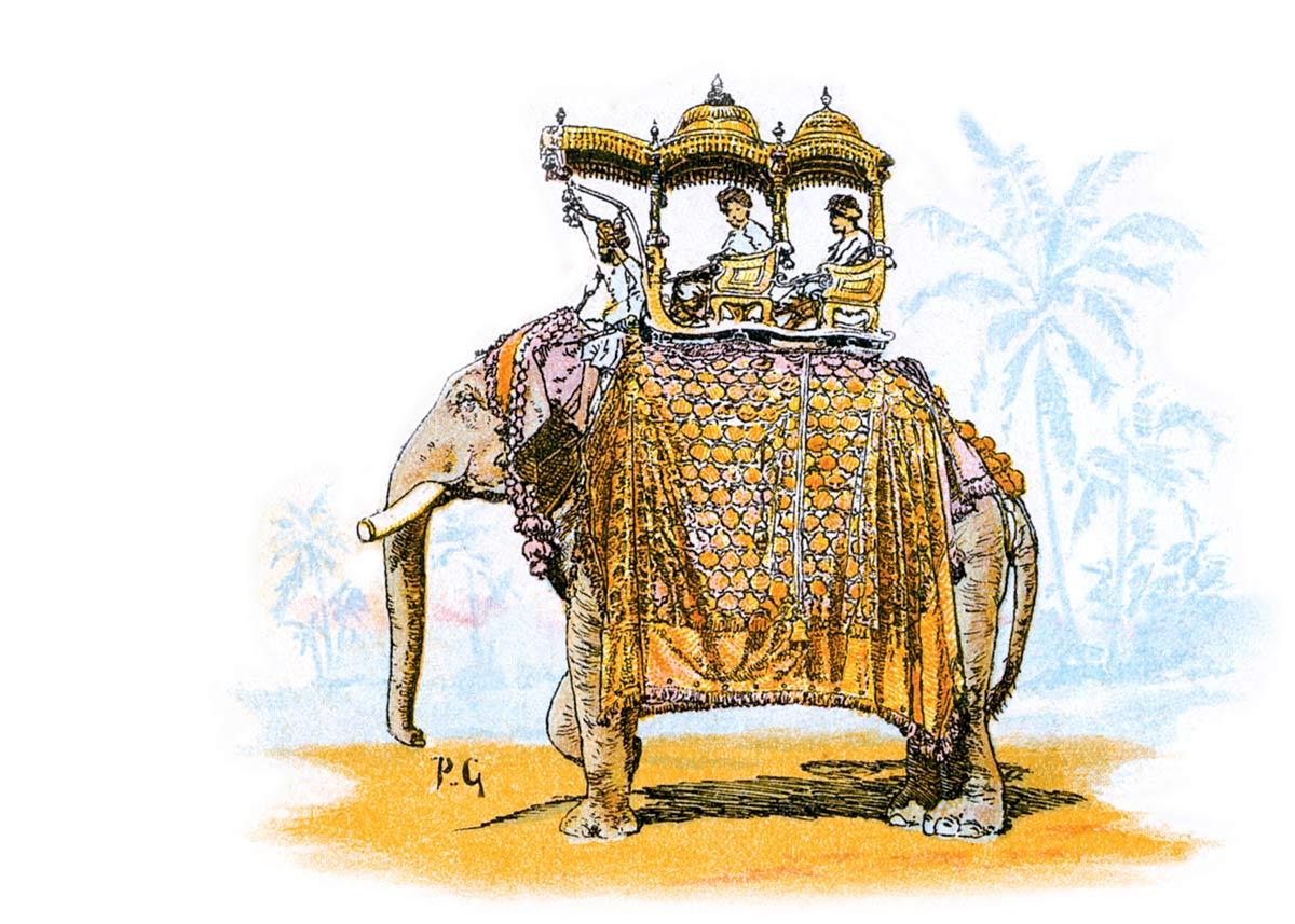 State Elephant