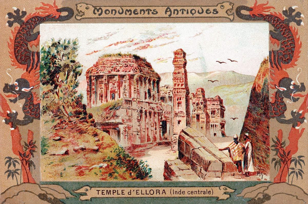 Temple d'Ellora