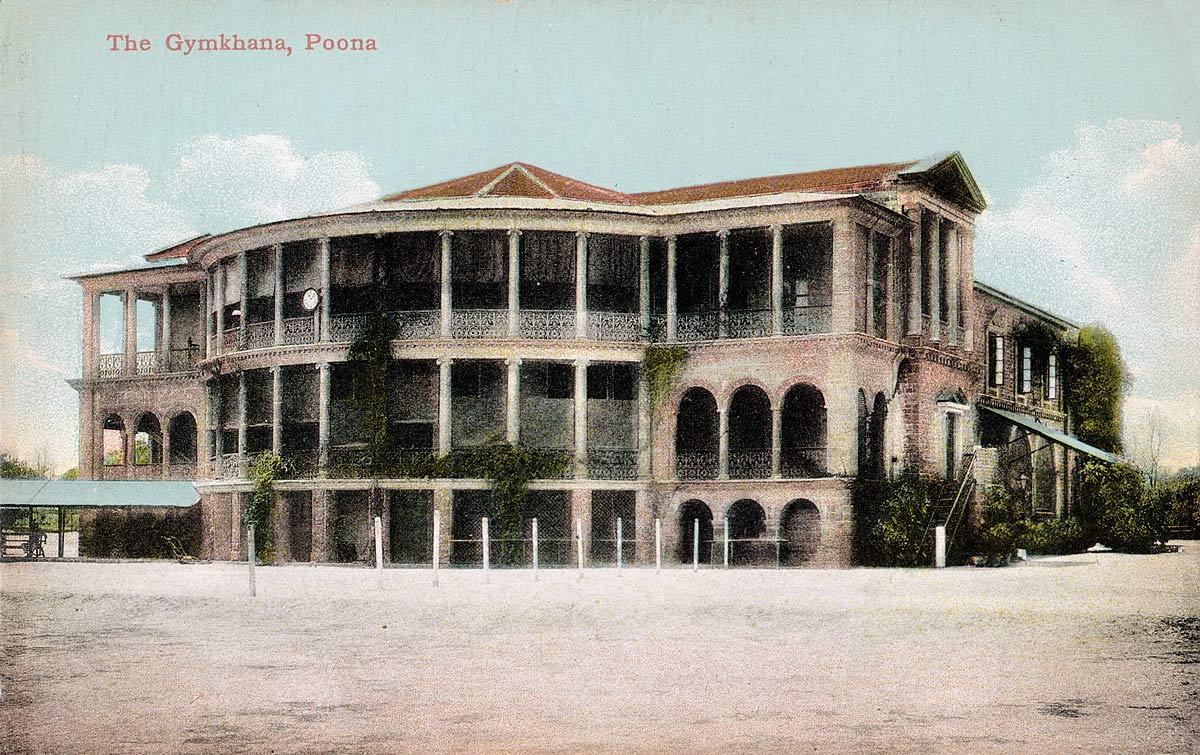 The Gymkhana, Poona