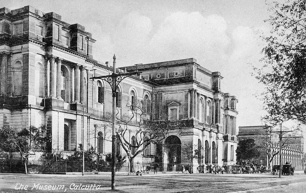 The Museum, Calcutta