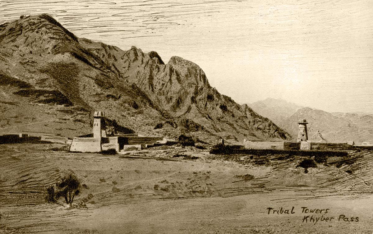 Tribal Towers