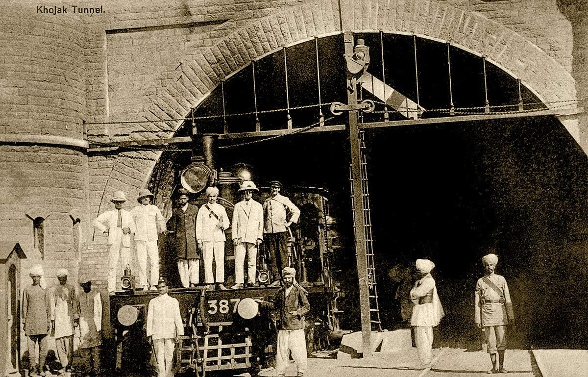 Khojak Tunnel