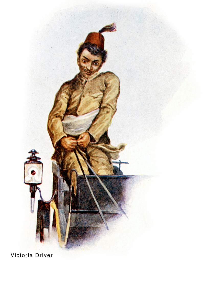 Victoria Driver