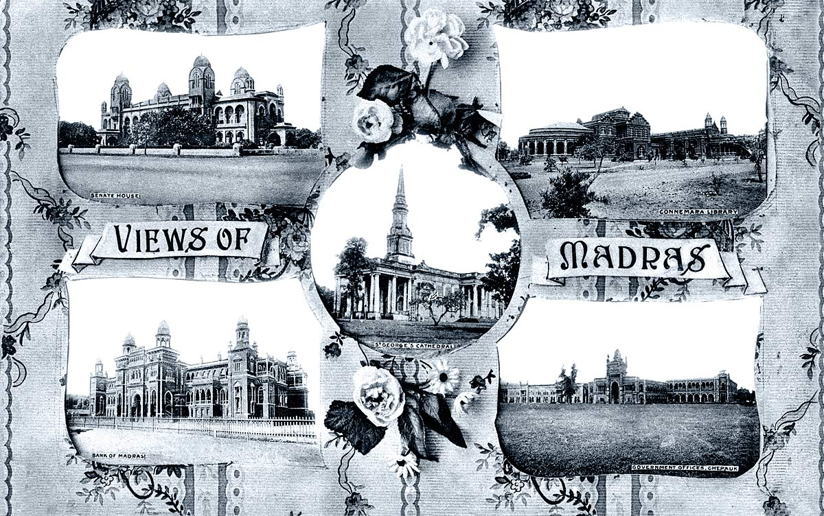 Views of Madras