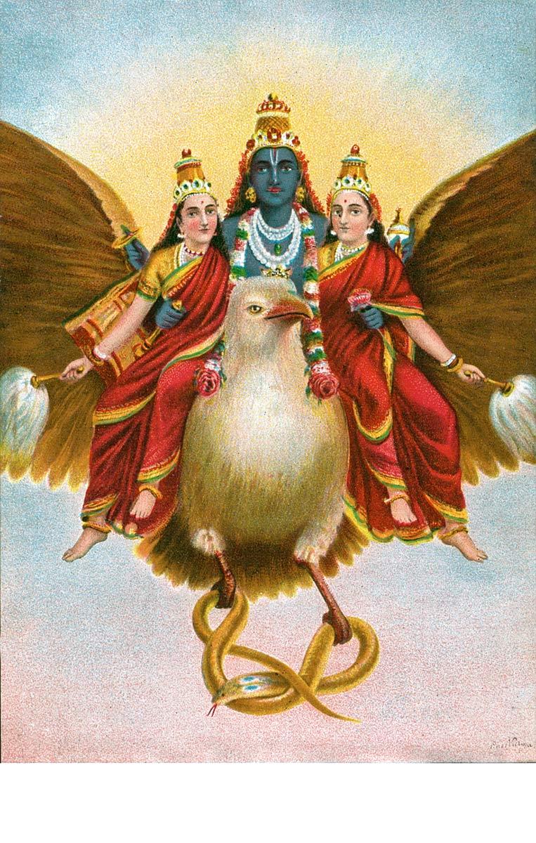 Vishnu Garud-vahan