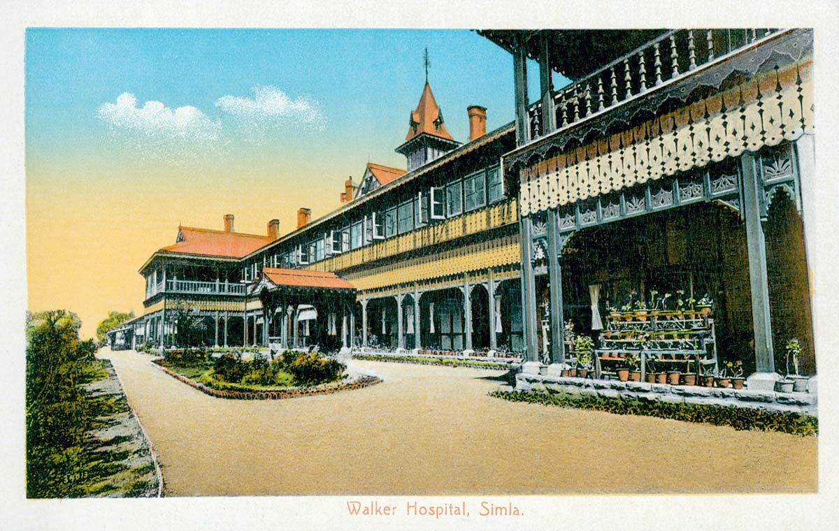 Walker Hospital, Simla