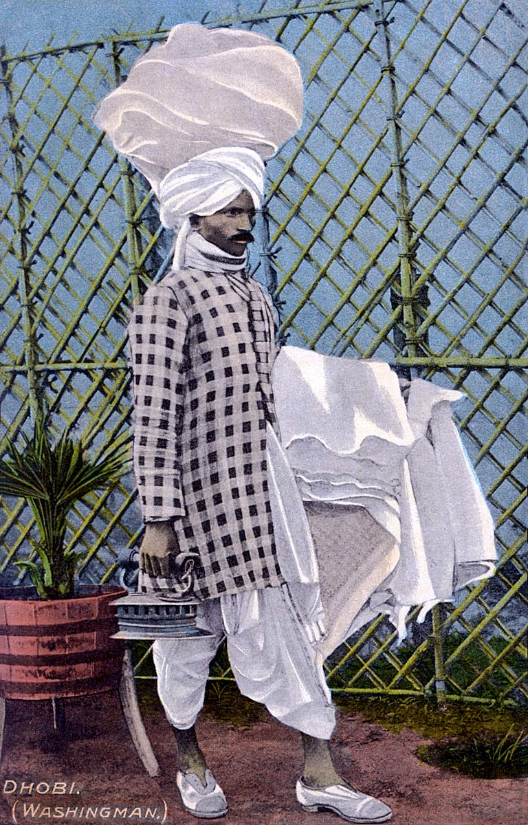 Dhobi (Washingman)