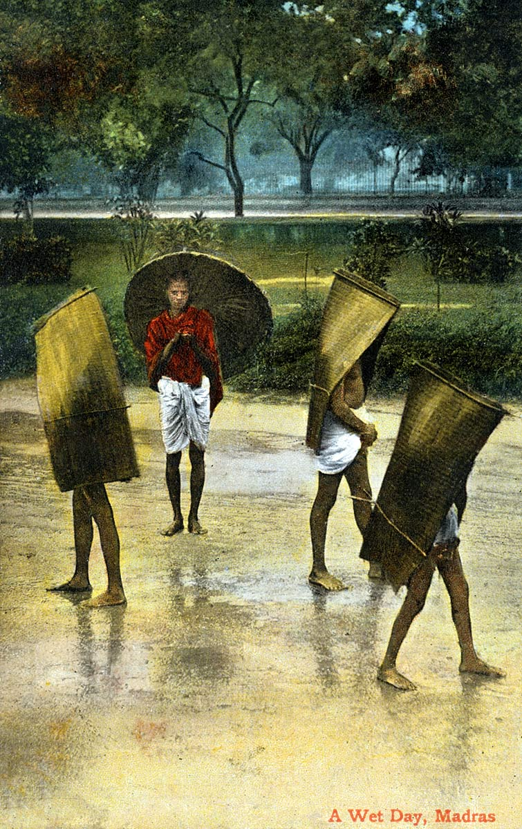 A Wet Day, Madras