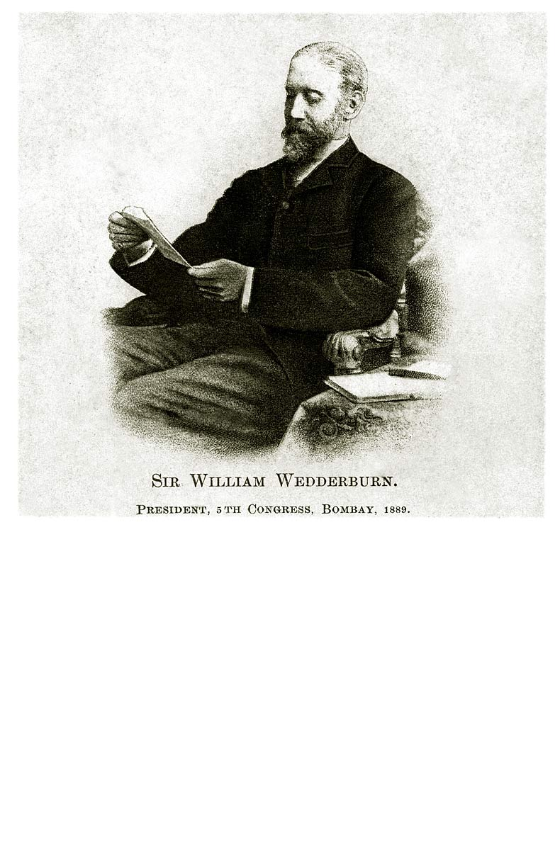 Sir William Wedderburn