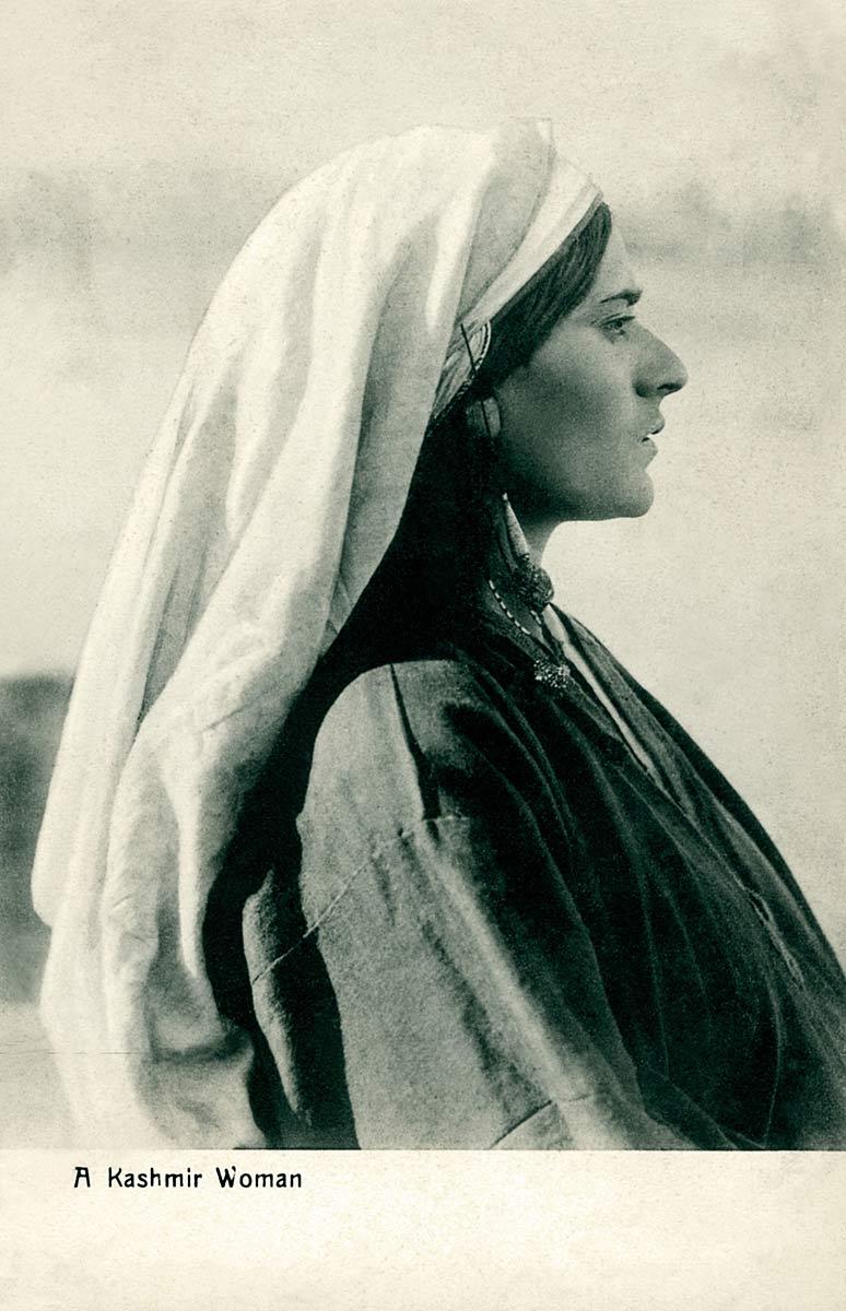 A Kashmir Woman