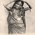 A Benares Dancing Girl