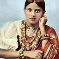 A Kandyan Lady