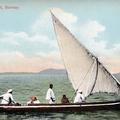 A Native Boat, Bombay