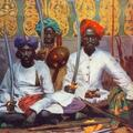 Hyderabad. Arms Sellers