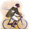 "The ""Baboo"" Cyclist."