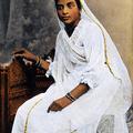 A Bania Lady