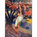 Bengal Gool Mohor (a Mahomedan Lady)