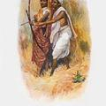 A Bhil Couple