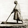 A Boatman, Kashmir