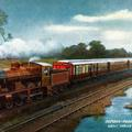 Bombay-Poona Mail. Great Indian Penninsular Railway