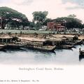 Buckingham Canal Basin, Madras.