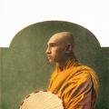 A Buddhist Priest, Ceylon