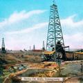 Burma Oil Wells, Yenongyaung